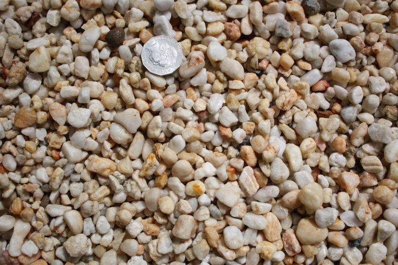 14mm River Pebbles