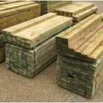 Treated Pine Sleepers