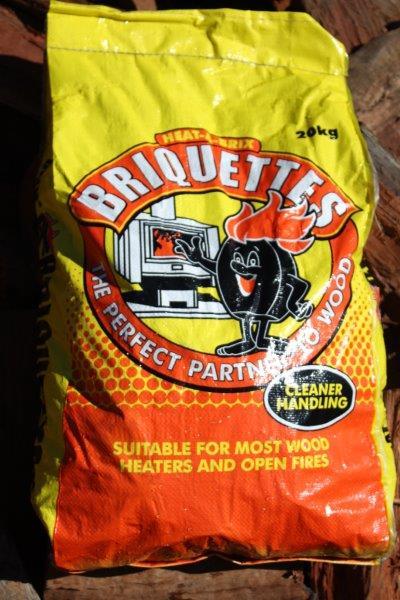 Briquettes 20kg (Out Of Stock)