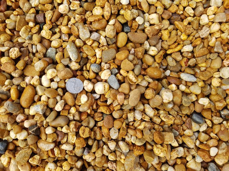 20mm Tuscan Pebbles