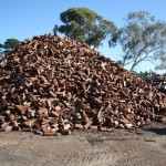 Firewood – Abundant Supply of Dry Split Red Gum