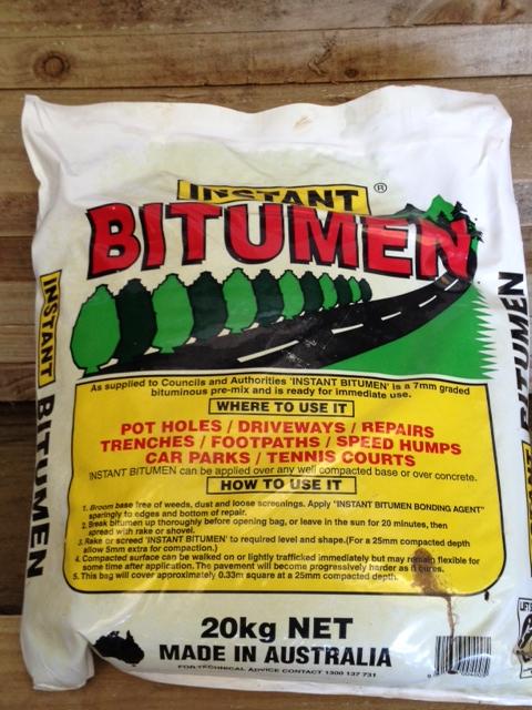 Instant Bitumen 20kg